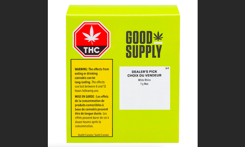 Good Supply Expands Product Portfolio With the Introduction of Hash, Wax, and Kief