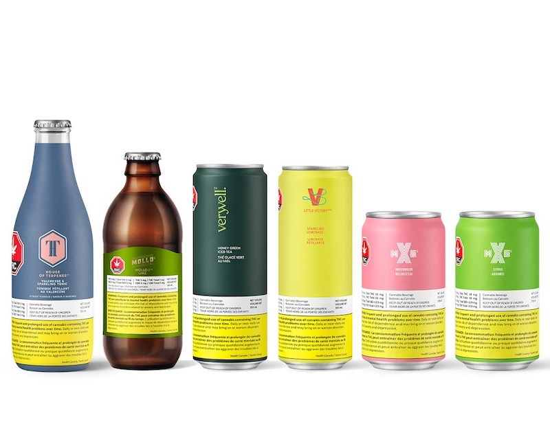 Truss Beverage Co. Launches Cannabis-infused Beverage Category with New Products for Summer