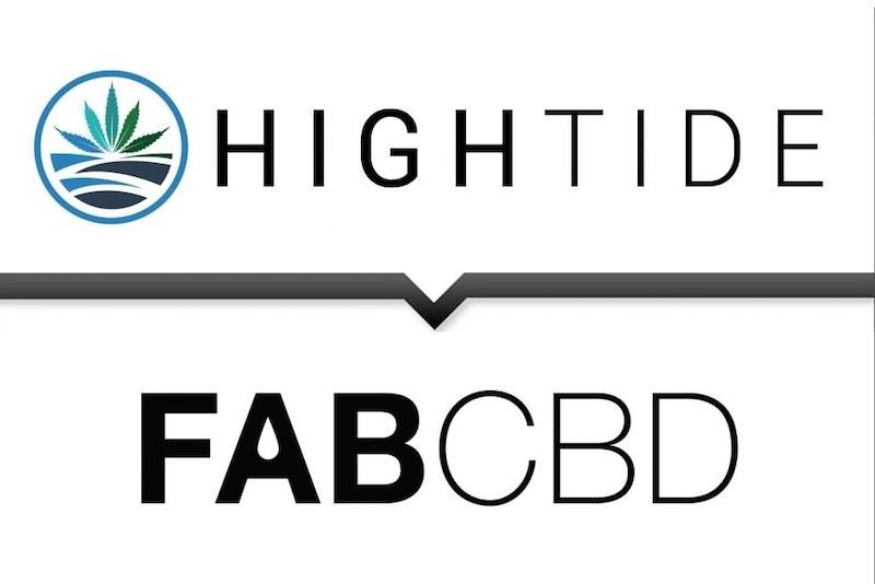 High Tide Closes Acquisition of Leading CBD E-Commerce Retailer FABCBD