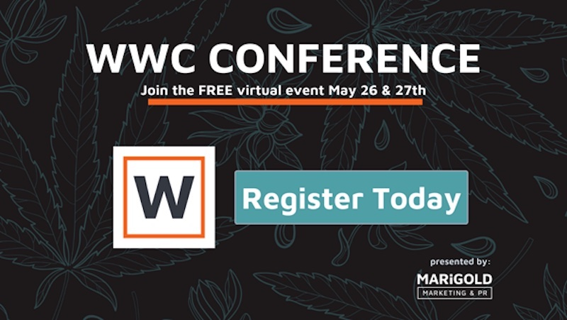 WWC Conference to be Largest Virtual Event for Women in the Cannabis and Psychedelic Industries