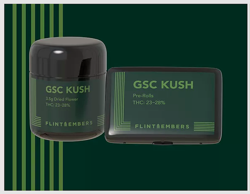 Flint & Embers Enters Canada's Largest Recreational Cannabis Market, Recreational Product Line Now Available in Ontario